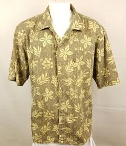 Columbia Hawaiian Shirt